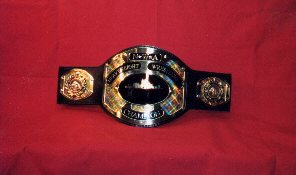 Coastal Champ Belt